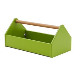 Indoor Outdoor Modern Toolbox - Leaf