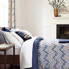 Cadiz bedline in indigo - House of Fraser