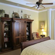 Traditional Bedroom Karen N. Leverette