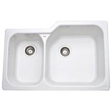 Traditional Kitchen Sinks by Stewart Thomas Design-Build
