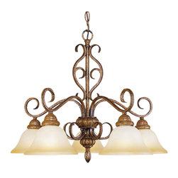Livex Lighting - Livex Lighting 8275-57 Ceiling Light/Chandelier - Livex Lighting 8275-57 Ceiling Light/Chandelier
