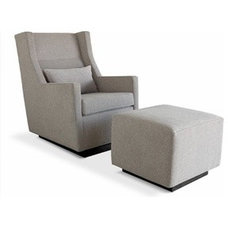 Modern Rocking Chairs And Gliders by YLiving.com