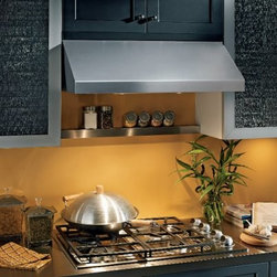 Broan 30W in. RP1 Under Cabinet Range Hood - With a 440 CFM performance, there's no doubt that the Broan 30W in. RP1 Under Cabinet Range Hood will trap and eliminate kitchen odors and pollutants. But this unit offers much more than that. You'll find that the sleek design of this HVI Certified and UL Listed unit enhances the look of your kitchen, too. It's available in a variety of colors, so it's easy to find one that complements your current décor. The hidden control switch adds to its sophisticated look, but lets you quickly adjust the blower speed to the proper level. With a built-in Heat Sentry™, the unit automatically adjusts to the highest speed if it detects excessive heat. This not only keeps your cooking area fresh, but also prolongs the life of the hood.A dishwasher-safe micro-mesh grease filter seals the deal, making maintenance easy. Equipped with two halogen lights, it also brings extra light to your cooking area. Another hidden switch allows you to easily adjust the light at two different levels. Seriously, how did you ever cook without this hood?About Broan-NuTone Ventilation:Broan-NuTone has been leading the industry since 1932 in producing innovative ventilation products and built-in convenience products, all backed by superior customer service. Today, they're headquartered in Hartford, Wisconsin, employing more than 3200 people in eight countries. They've become North America's largest producer of residential ventilation products and the industry leader for range hoods, ventilation fans, and heater/fan/light combination units. They are proud that more than 80 percent of their products sold in the United States are designed and manufactured in the U.S., with U.S. and imported parts. Broan-NuTone is dedicated to providing revolutionary products to improve the indoor environment of your home, in ways that also help preserve the outdoor environment.