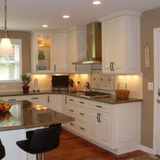 kitchen cabinets by Innermost Cabinets