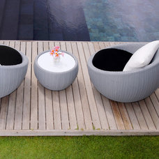 Modern Outdoor Tables by Lebello - Modern Outdoor Living