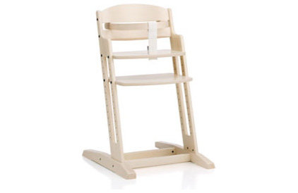 modern highchairs by BabySecurity