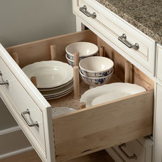 Traditional Kitchen by Mid Continent Cabinetry