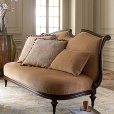 Traditional Loveseats by Horchow