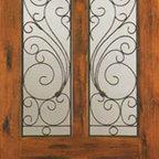 """Single Door Exterior Knotty Alder, Twin Lite 2 Panel - SKU#SW-90_1BrandAAWDoor TypeExteriorManufacturer CollectionWestern-Santa Fe Entry DoorsDoor ModelDoor MaterialWoodWoodgrainKnotty AlderVeneerPrice980Door Size Options30"""" x 80"""" (2'-6"""" x 6'-8"""")  $032"""" x 80"""" (2'-8"""" x 6'-8"""")  $036"""" x 80"""" (3'-0"""" x 6'-8"""")  +$1042"""" x 80"""" (3'-6"""" x 6'-8"""")  +$8036"""" x 84"""" (3'-0"""" x 7'-0"""")  +$8030"""" x 96"""" (2'-6"""" x 8'-0"""")  +$16032"""" x 96"""" (2'-8"""" x 8'-0"""")  +$16036"""" x 96"""" (3'-0"""" x 8'-0"""")  +$17042"""" x 96"""" (3'-6"""" x 8'-0"""")  +$370Core TypeSolidDoor StyleRusticDoor Lite StyleTwin LiteDoor Panel Style2 PanelHome Style MatchingSouthwest , Log , Pueblo , WesternDoor ConstructionTrue Stile and RailPrehanging OptionsPrehung , SlabPrehung ConfigurationSingle DoorDoor Thickness (Inches)1.75Glass Thickness (Inches)1/4Glass TypeSingle GlazedGlass CamingGlass FeaturesGlass StyleGlass TextureClearGlass ObscurityDoor FeaturesDoor ApprovalsDoor FinishesDoor AccessoriesWeight (lbs)340Crating Size25"""" (w)x 108"""" (l)x 52"""" (h)Lead TimeSlab Doors: 7 daysPrehung:14 daysPrefinished, PreHung:21 daysWarranty1 Year Limited Manufacturer WarrantyHere you can download warranty PDF document."""