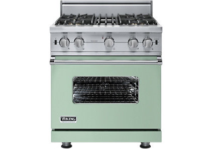 Contemporary Gas Ranges And Electric Ranges by Viking Range Corporation
