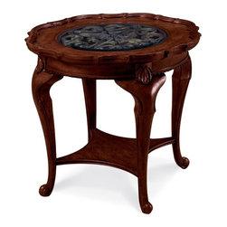 ART Furniture - Devonshire Round Lamp Table - ART-191303-2106 - Devonshire Collection Round Lamp Table