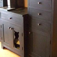 Built Ins for Pets | Atticmag | Kitchens, Bathrooms, Interior Design