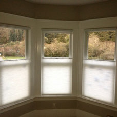 Modern Cellular Shades by Shady Lady Window Coverings