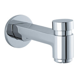 Hansgrohe - Hansgrohe 14414821 S Tub Spout w/Diverter - S Tub Spout with Diverter