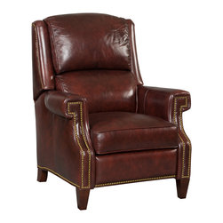 Hooker Furniture - Hooker Furniture Recliner RC242-069 - Hooker Furniture Recliner RC242-069