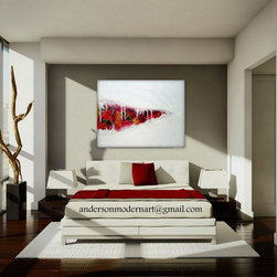 20 x 16 Wall Art Abstract art, Contemporary art, Painting Original Painting - Price includes taxes and shipping/insurance