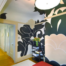 Eclectic Entry by Faiella Design