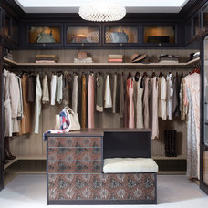 Contemporary Closet by California Closets Vancouver