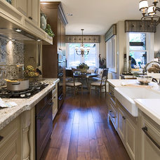 Traditional Kitchen Countertops by Infinity Countertops