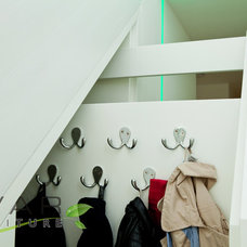 Contemporary Closet Storage by Bespoke Fitted Furniture London | Avar Furniture