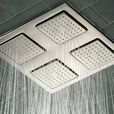 Kohler WaterTile Rain Overhead Showering Panel | Shower Fixtures