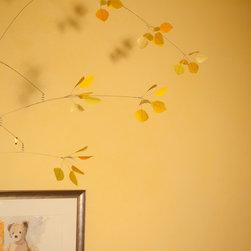 Eco-Friendly Nursery Design - http://www.unearthedpaints.com/pages/nurseries-childrens-rooms