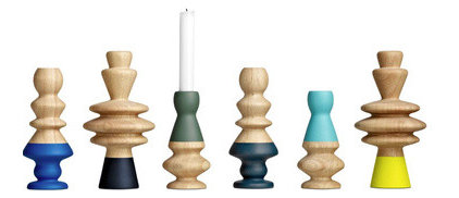contemporary candles and candle holders by BoConcept