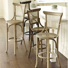 Traditional Bar Stools And Counter Stools by Ballard Designs