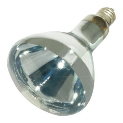 Aero Pure - Aero Pure Fan AP 270W Replacement Bulb for Aero Pure Heater Series A515 and A716 - AP 270W hardened glass anti-blast bulb made specifically for Aero Pure Bathroom Heater Fans. The bulb is designed to push the heat downward in a cone shaped pattern delivering instant heat and warmth at the speed of light! Warranted for four (4) years.
