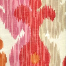 Eclectic Upholstery Fabric by Lewis & Sheron Fabrics