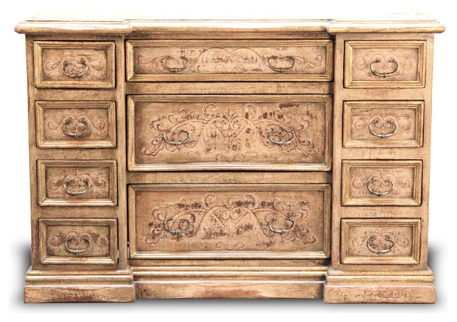 Mediterranean Dressers Chests And Bedroom Armoires by PENINSULA