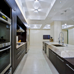 modern  by Urban Homes - Innovative Design for Kitchen &amp; Bath