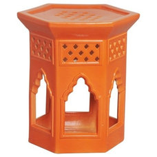 Asian Side Tables And Accent Tables by Fine Garden Products
