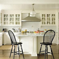 The Enchanted Home: The ultimate shout out to white kitchens....and a major give