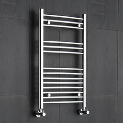 Hudson Reed Curved Heated Towel Rack 19.75 x 31.5