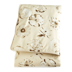 """Dian Austin Couture Home - King Duvet Cover 108"""" x 95"""" - BEIGE (KING) - Dian Austin Couture HomeKing Duvet Cover 108"""" x 95""""Designer About Dian Austin Couture Home:Taking inspiration from fashion's most famous houses of haute couture the Dian Austin Couture Home collection features luxurious bed linens and window treatments with a high level of attention to detail. Acclaimed home designer Dian Austin introduced the collection in 2006 and seeks out extraordinary textiles from around the world crafting each piece with local California artisans."""