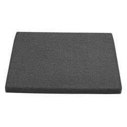 Regatta Sunbrella® Charcoal Rocking Chair Cushion - Optional chic charcoal cushion is fade- and mildew-resistant Sunbrella® acrylic.
