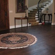 Traditional Hardwood Flooring by Schumacher & Co. Custom Hardwood Floors