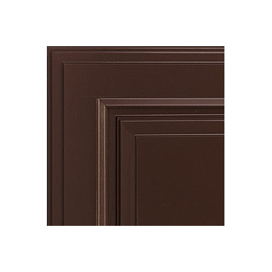 Maple Paint Finishes from Wellborn Cabinet - Truffle