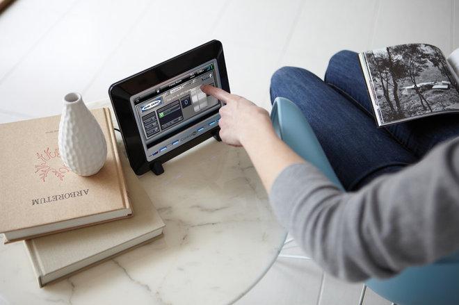 Home Decor Control4 7-Inch Portable Touch Screen