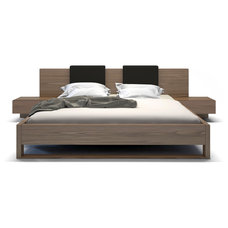 modern beds by Viesso