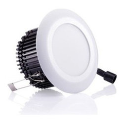 """Led Recessed - Type of Light Fixture: LED Recessed Downlight Retrofit (Replace 3"""" Recessed Can)"""