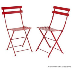 French Folding Chairs-Folding Metal Chairs, Fermob Folding Chairs, Bistro Chairs