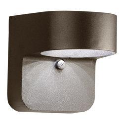 Joshua Marshal - Six Light Textured Architectural Bronze Outdoor Wall Light - Six Light Textured Architectural Bronze Outdoor Wall Light