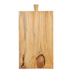 Vintage Bread Board - Vintage wood cutting boards are practical and beautiful for setting out cheeses, olives or nuts.
