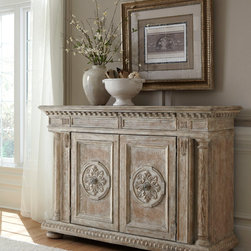 Accentrics Home by Pulaski Furniture Bedroom Collections - Ardenay credenza