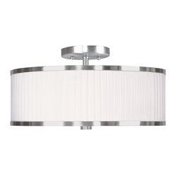 Livex Lighting - Livex Lighting 6365-91 Ceiling Light/Flush Mount Light - Livex Lighting 6365-91 Ceiling Light/Flush Mount Light