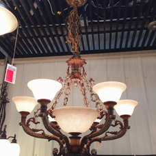 chandeliers by KBL Discount Center