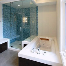 Vanity Tops And Side Splashes by Latera Architectural Surfaces / Dorado Stone