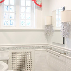 Traditional Bathroom by Design Manifest
